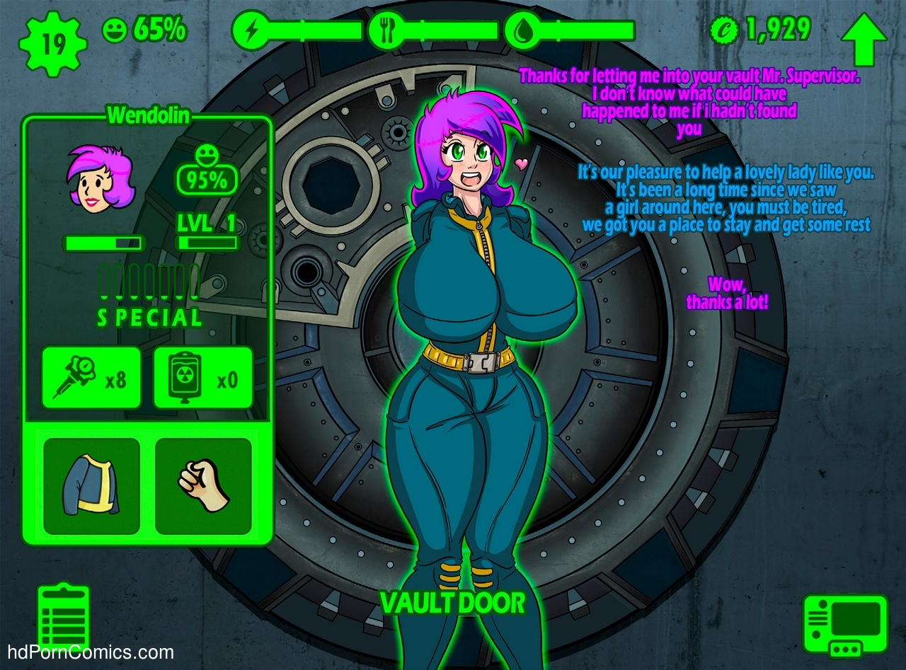 Fallout Repopulation 3 free sex comic