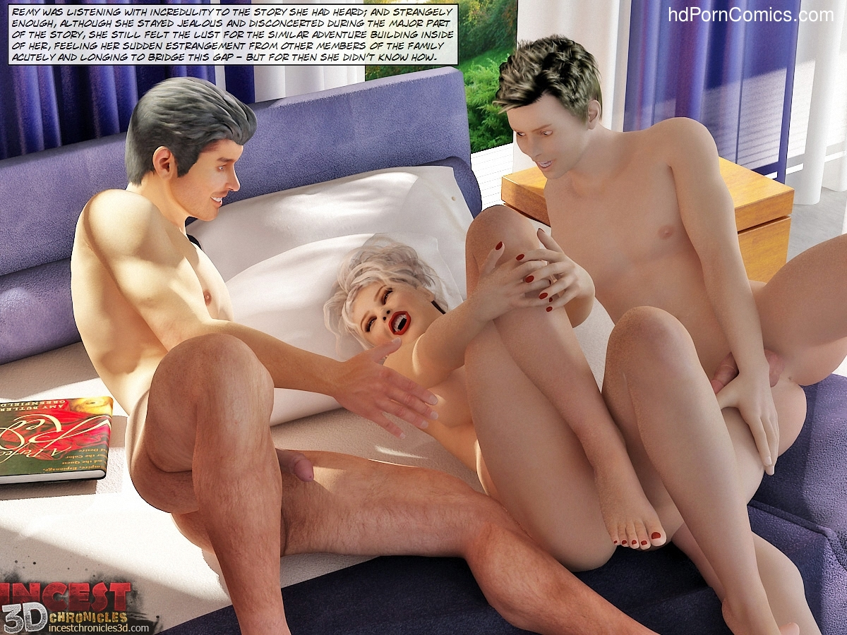 Family Orgy -IncestChronicles3D free Cartoon Porn Comic