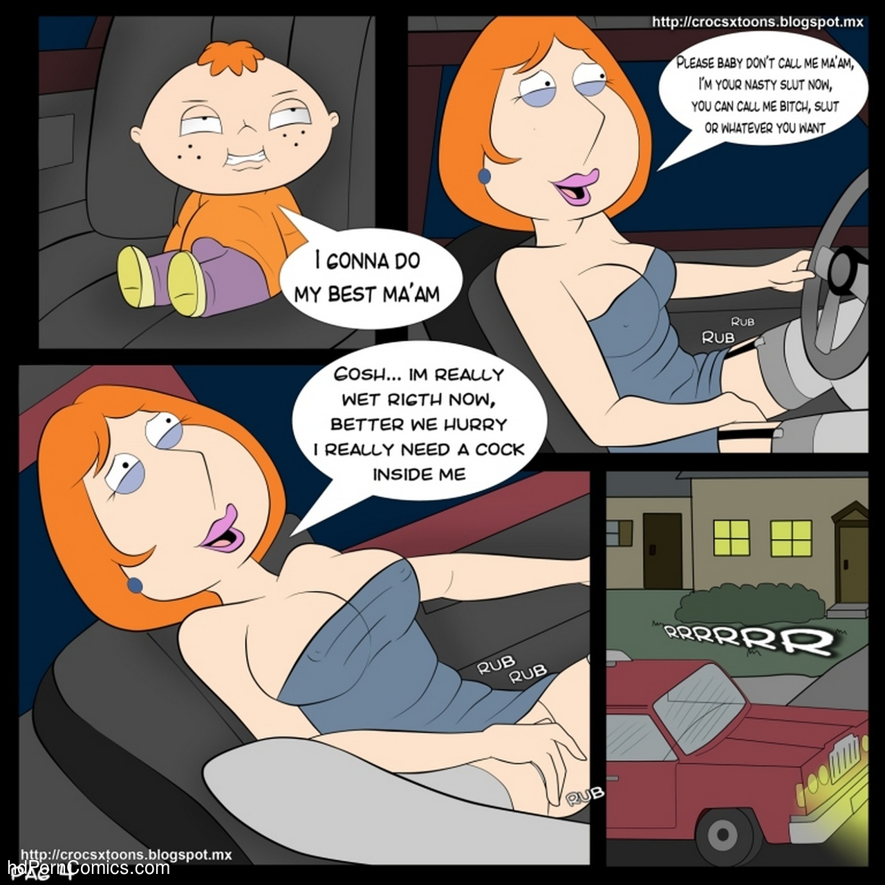 Family Guy - Baby's Play 2 5 free sex comic