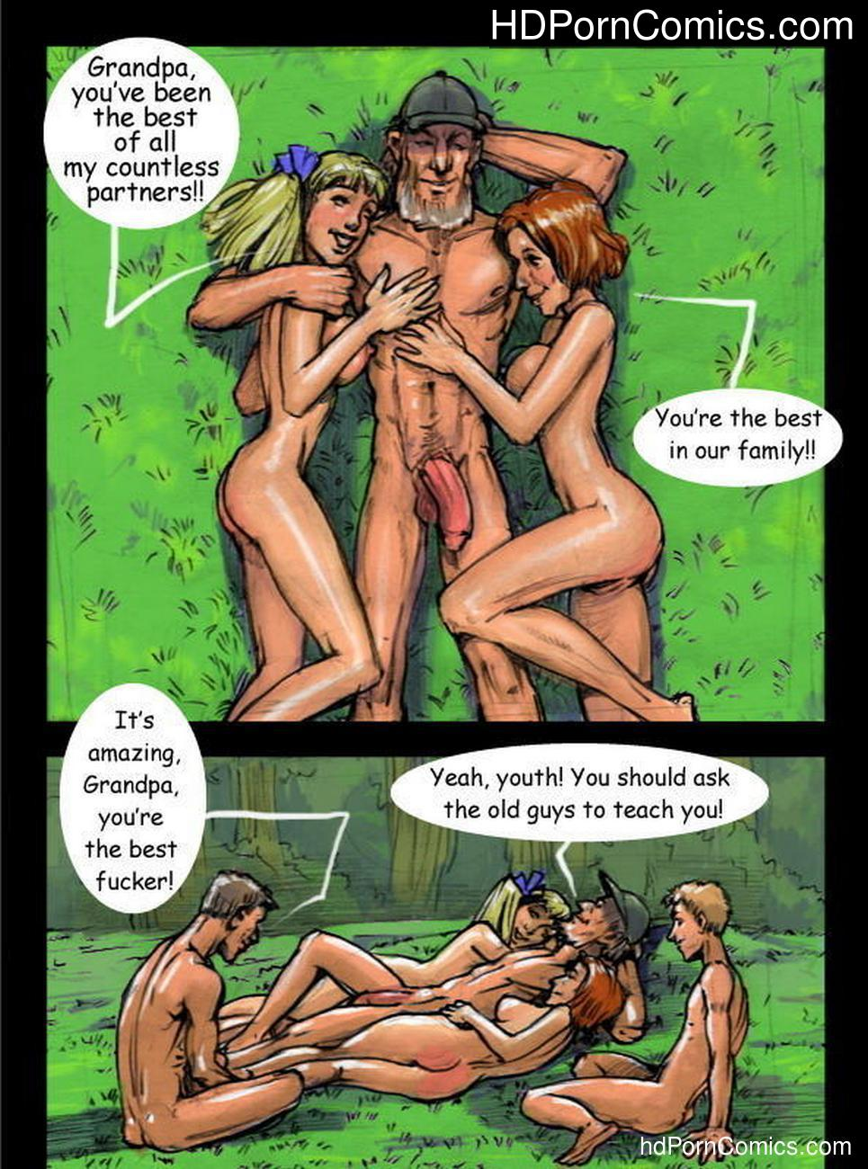 Family Love brother sister porn comic