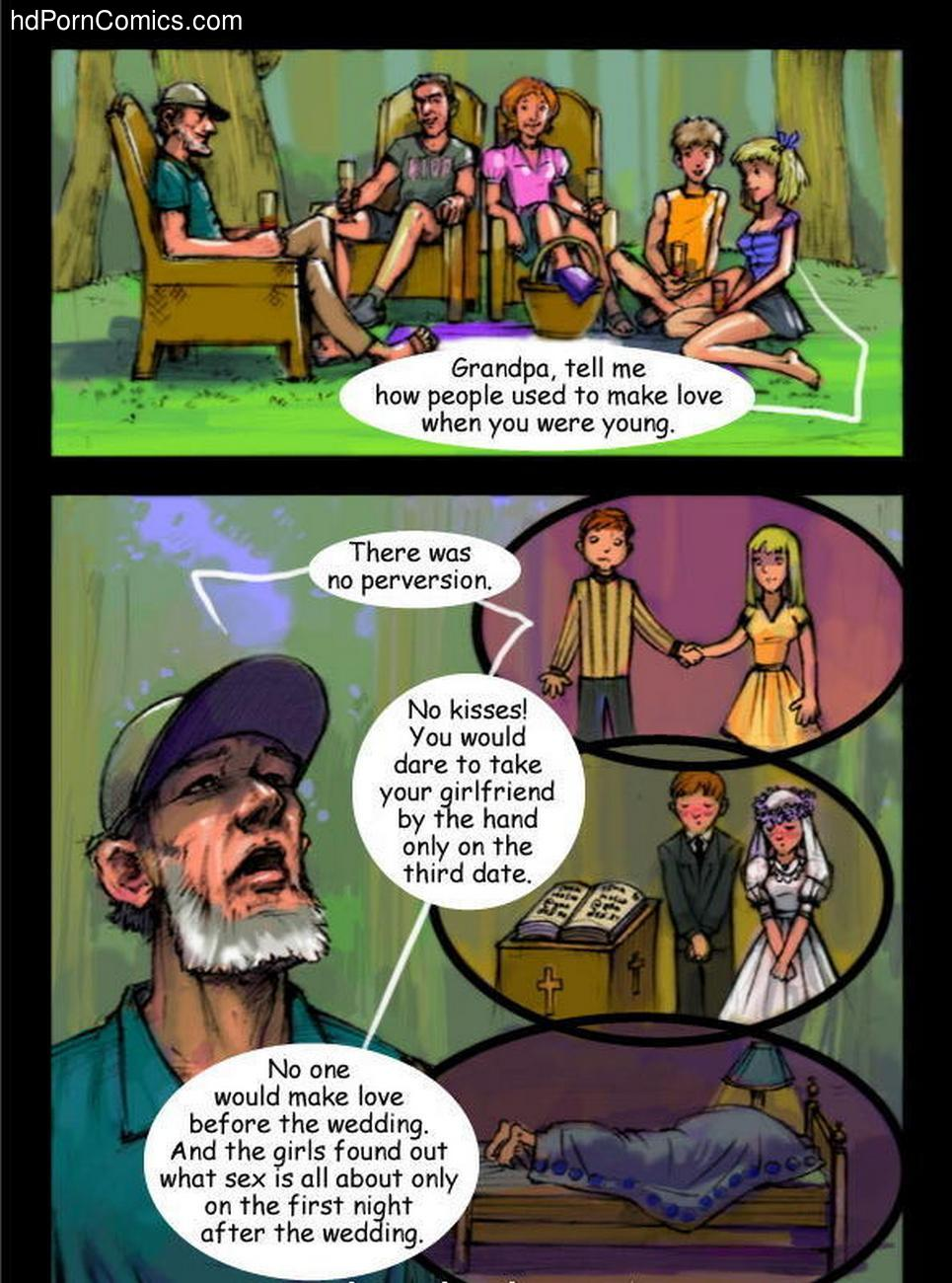 Family Love 2 free sex comic
