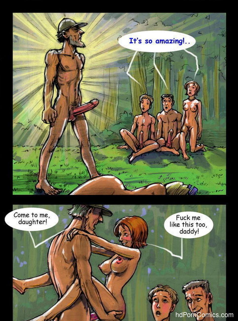 Family Love 9 free sex comic