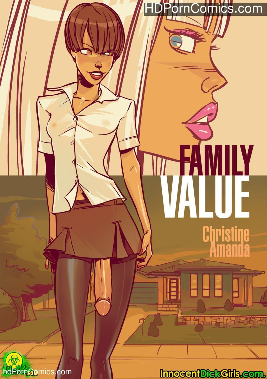 Family Value Sex Comic