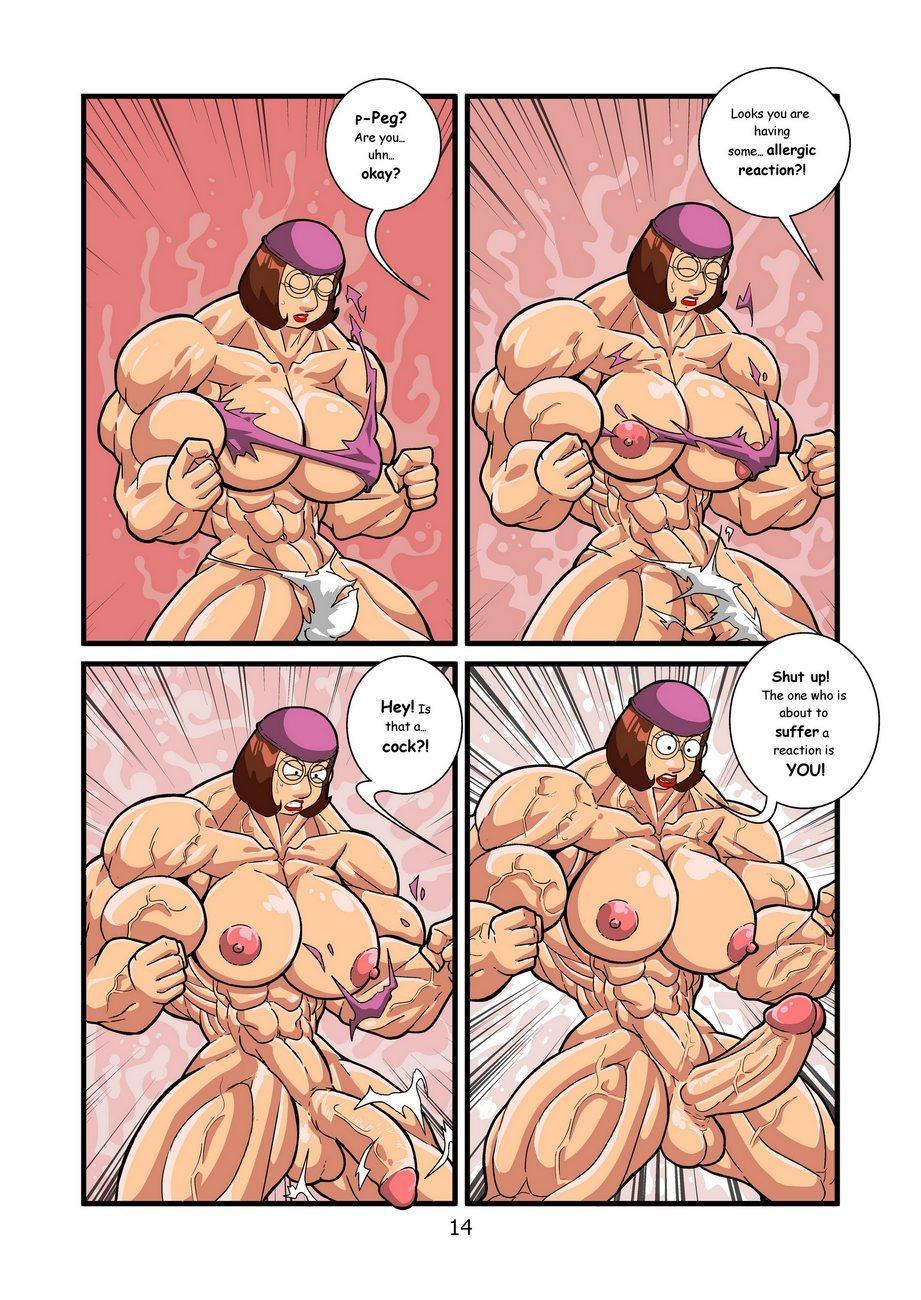 Fanatixxx 3 - Muscle Madness 1 14 free sex comic