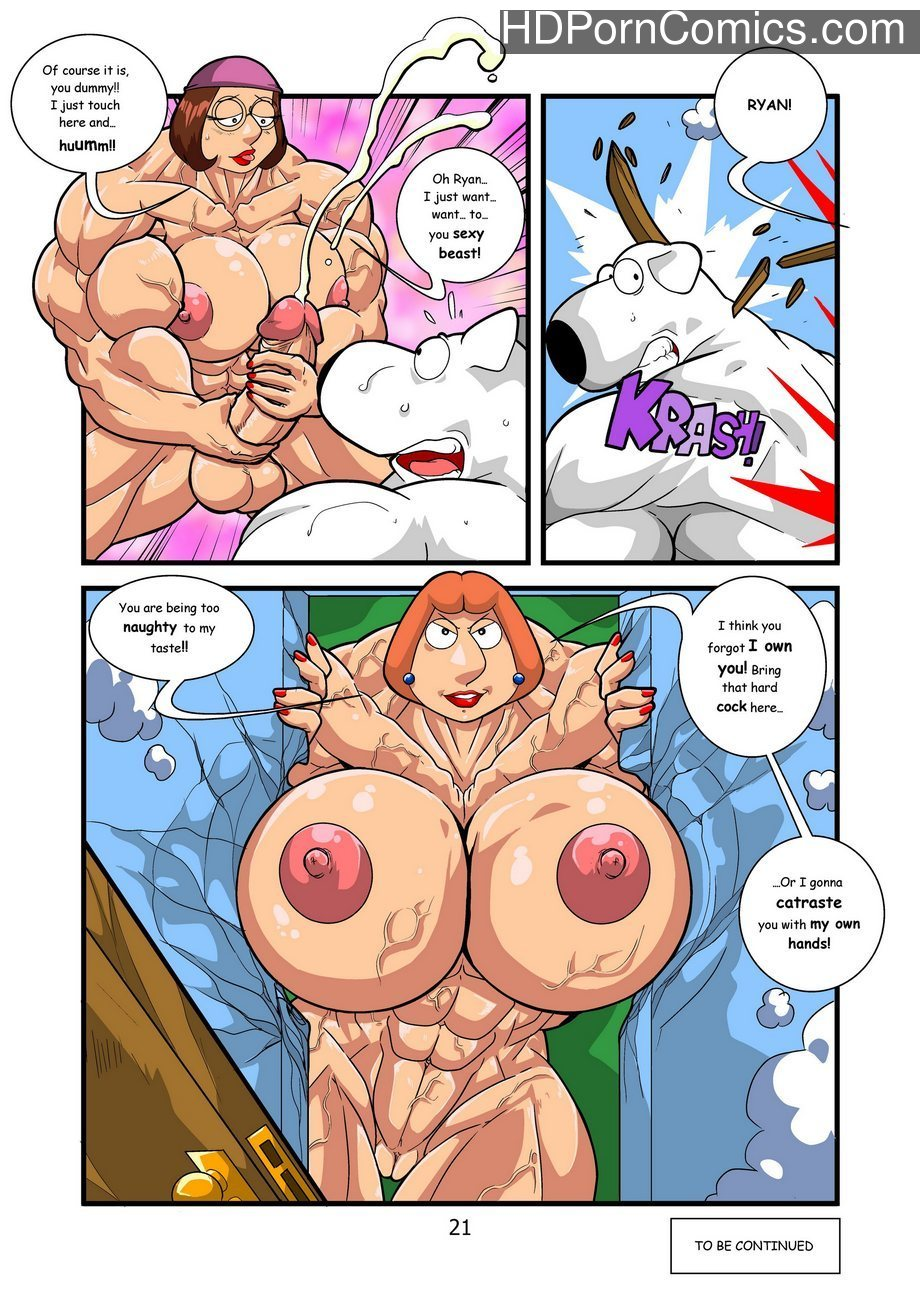 Fanatixxx 3 – Muscle Madness 1 Sex Comic