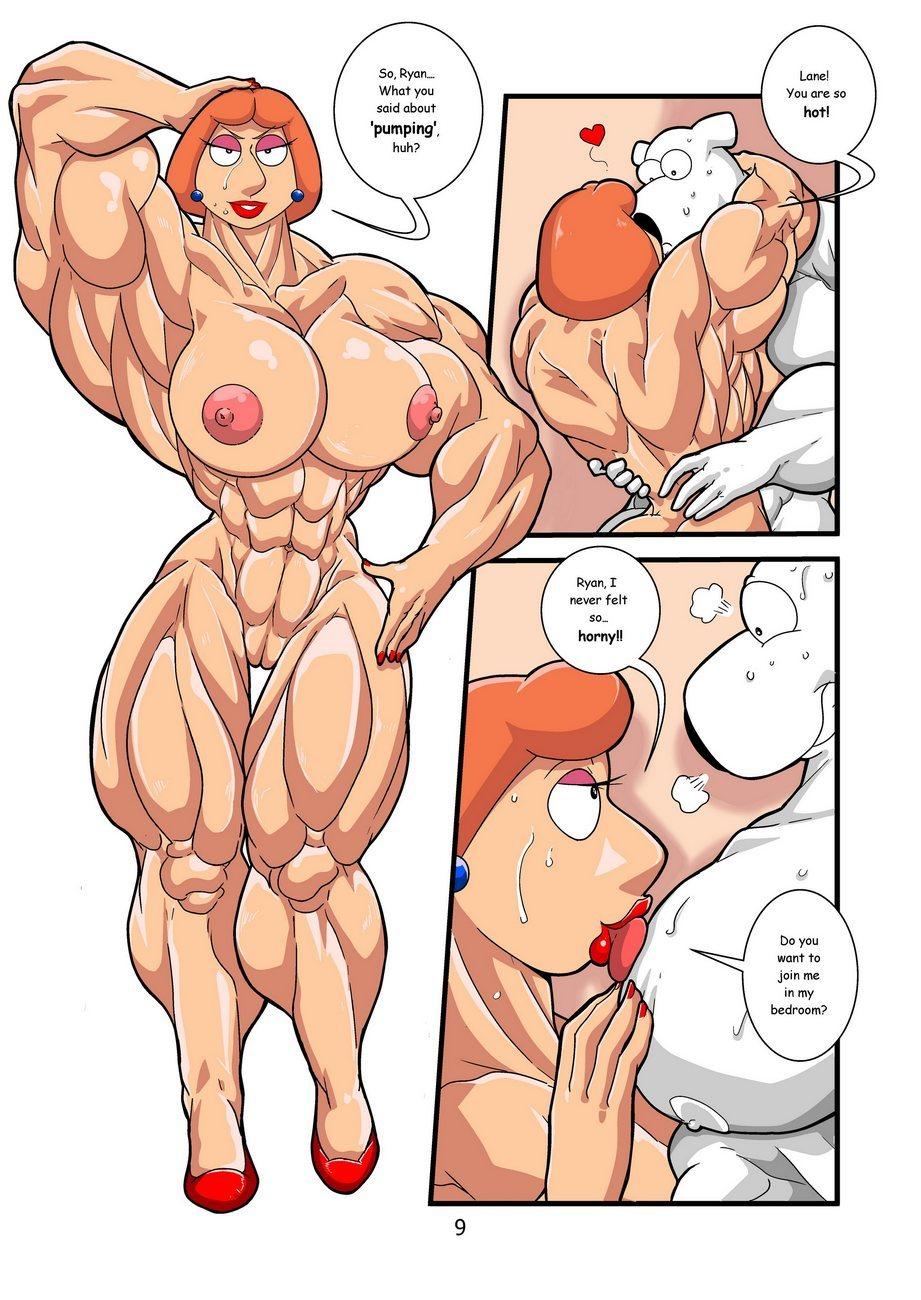 Fanatixxx 3 - Muscle Madness 1 9 free sex comic