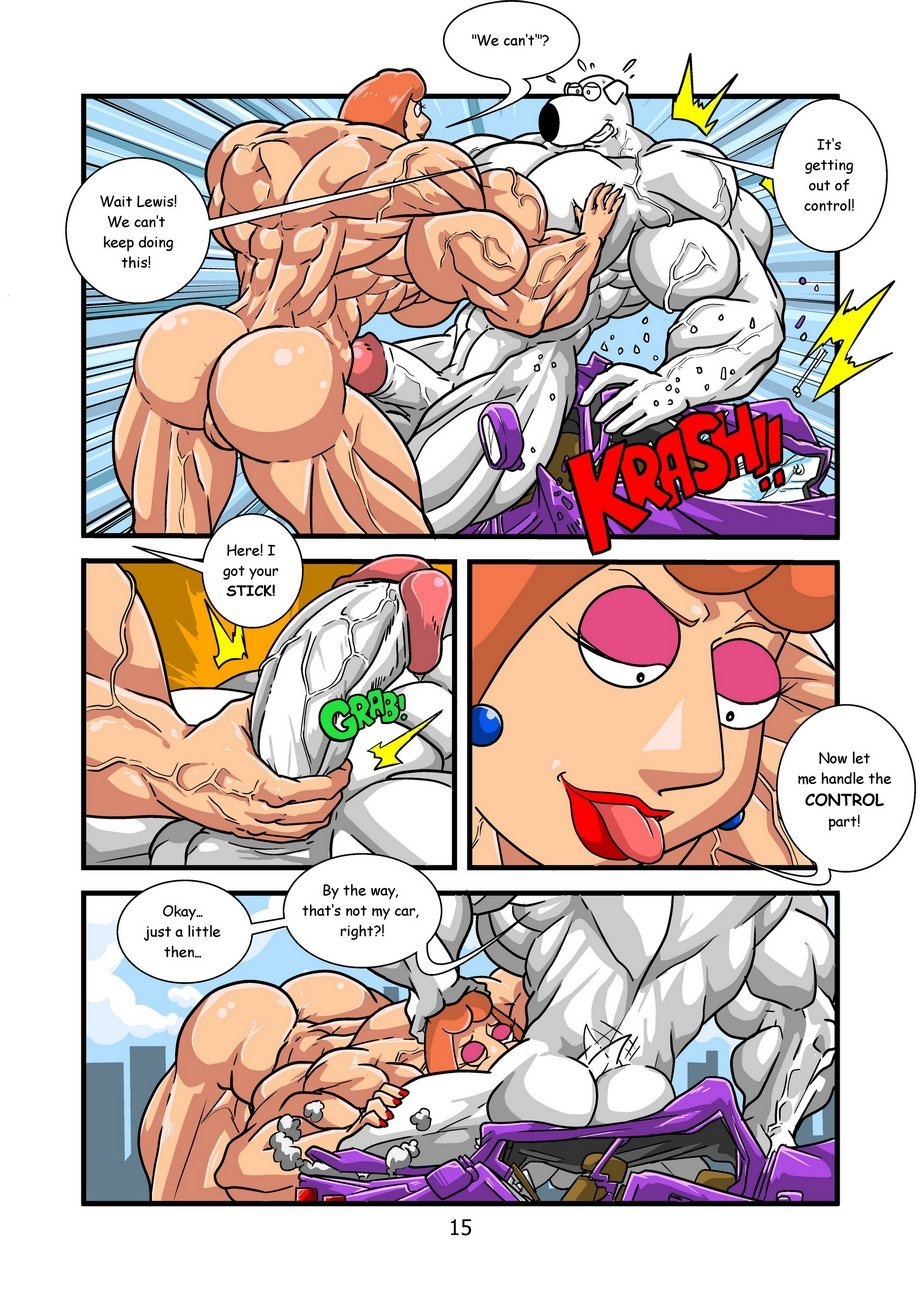 Fanatixxx 4 - Muscle Madness 2 15 free sex comic