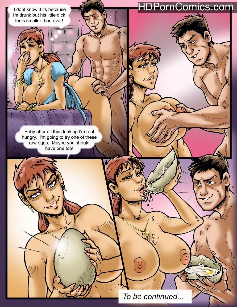 Farm Grown 1 Sex Comic