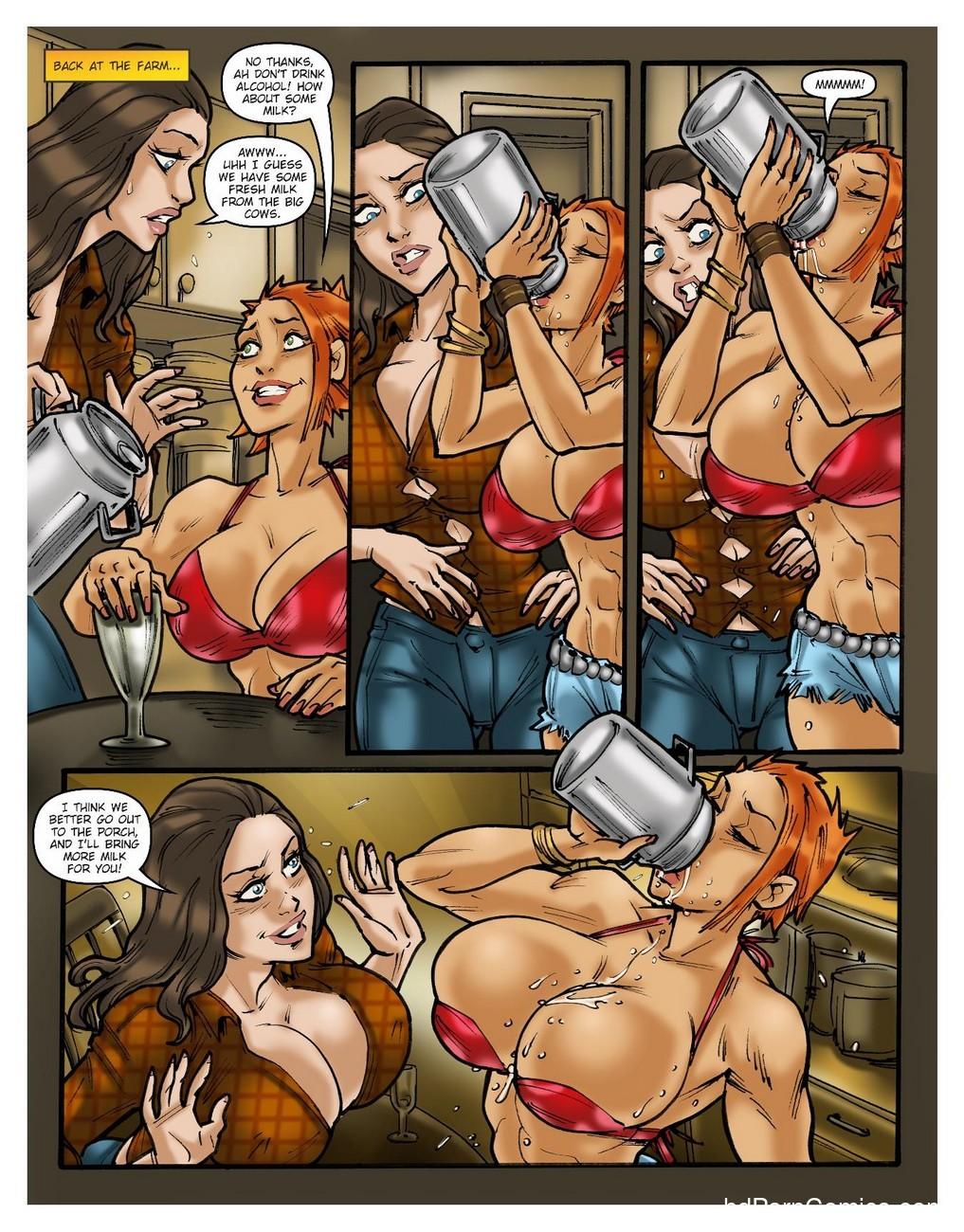 Farm Grown 2 10 free sex comic