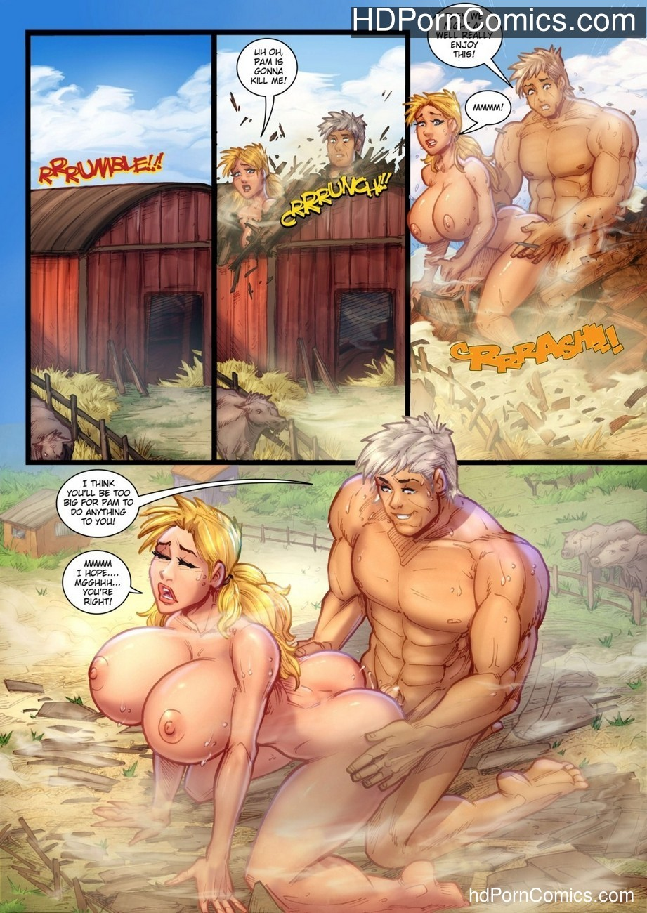 Farm Grown 3 11 free sex comic