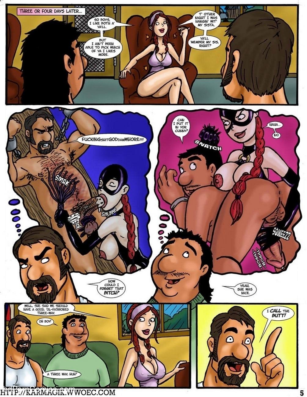 Farm Lessons 0 - Hard Decisions 6 free sex comic