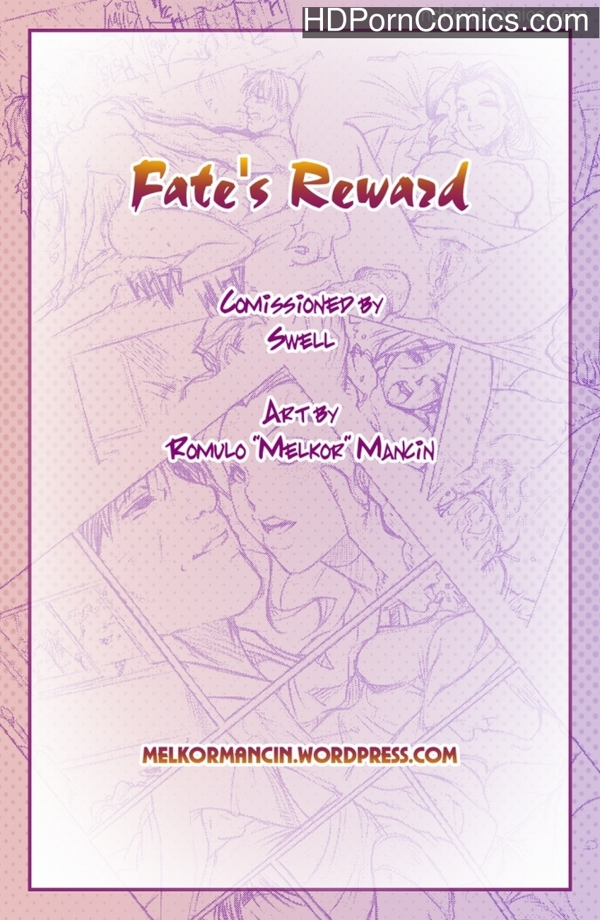 Fate's Reward Sex Comic