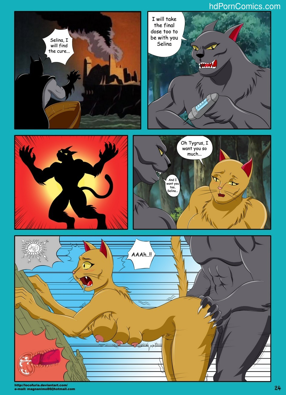 Feline Instincs 25 free sex comic