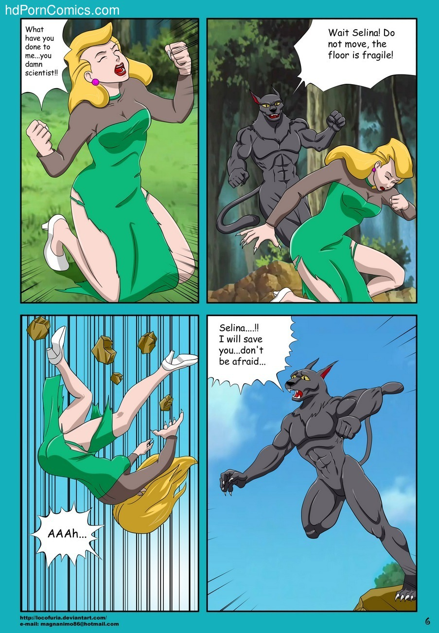 Feline Instincs 7 free sex comic
