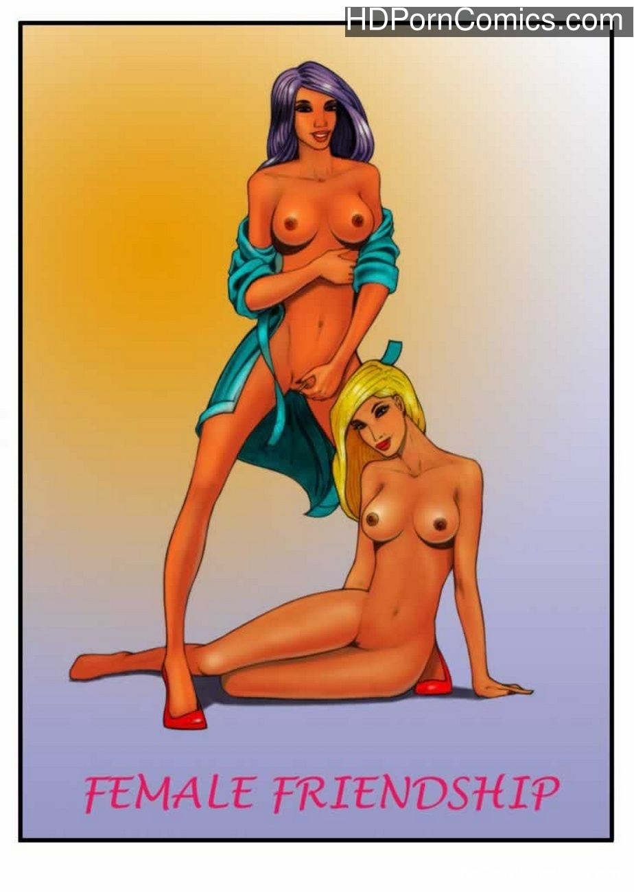 Female Friendship 1 free sex comic