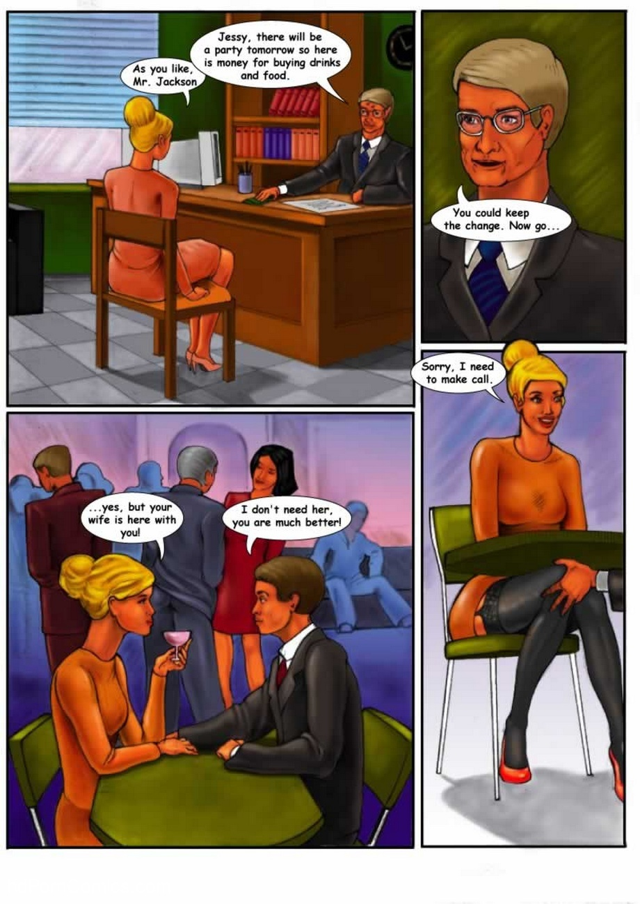 Female Friendship 2 free sex comic