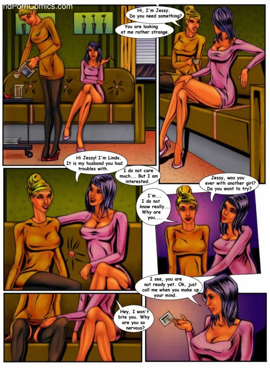 Female Friendship 5 free sex comic