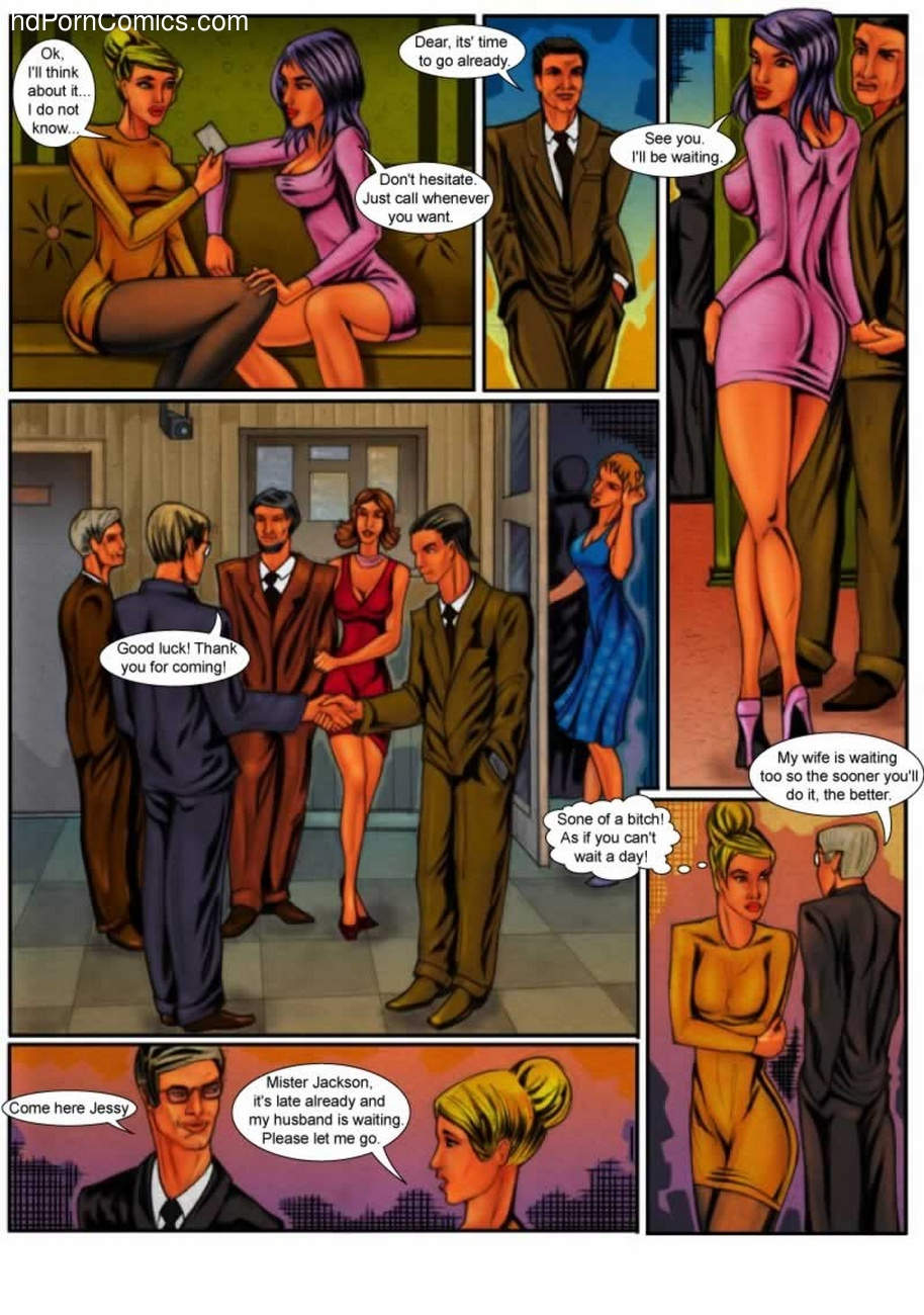 Female Friendship 6 free sex comic