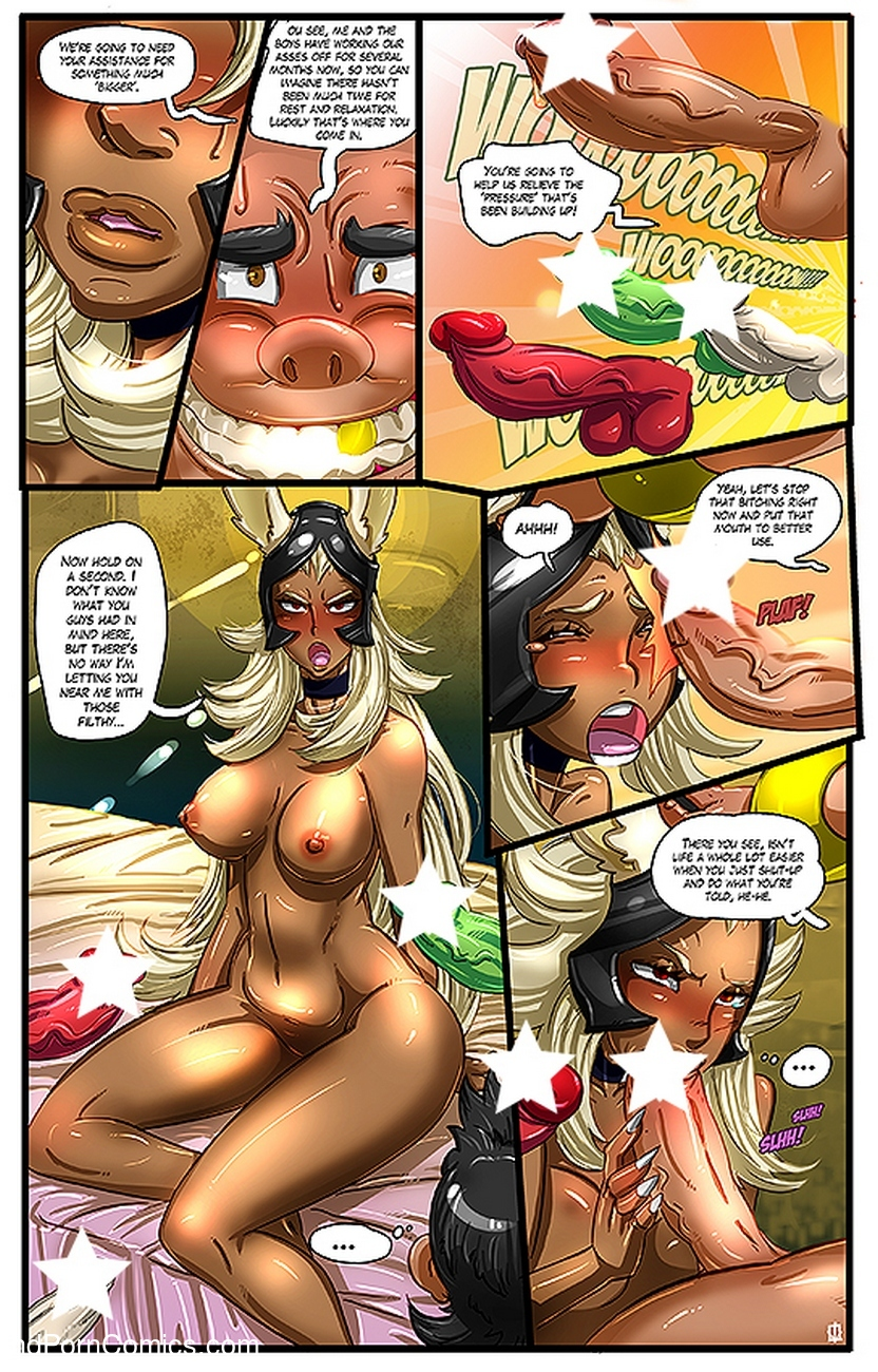Final Fantasy XXX 4 free sex comic