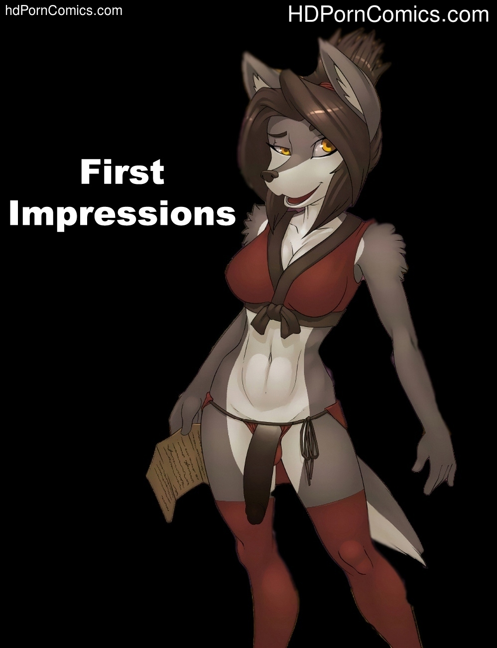 First Impressions Sex Comic
