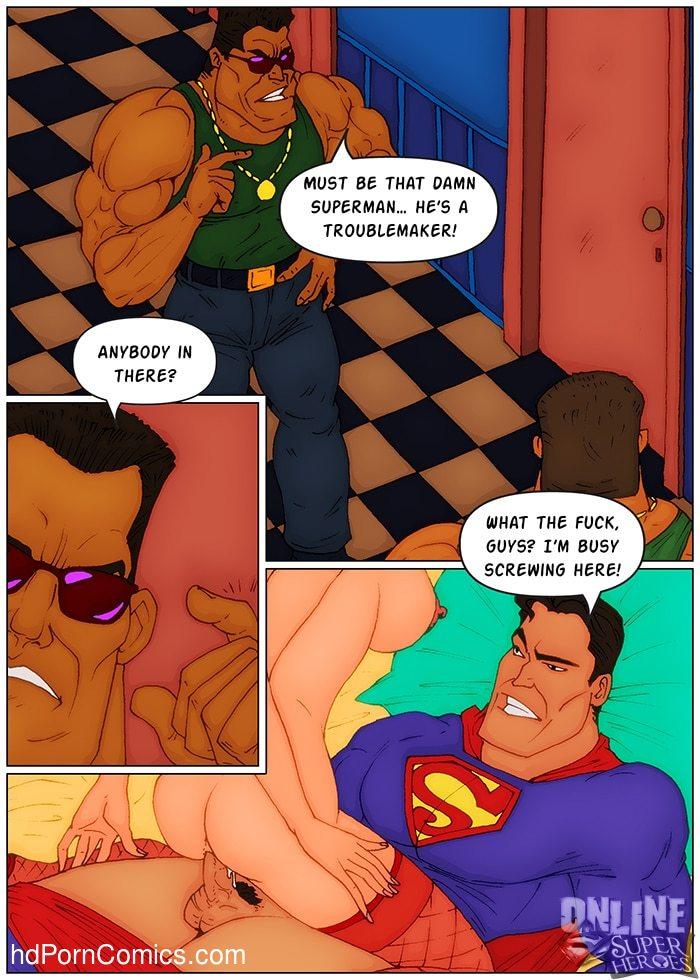 Flash in Bawdy House (Justice League)17 free sex comic