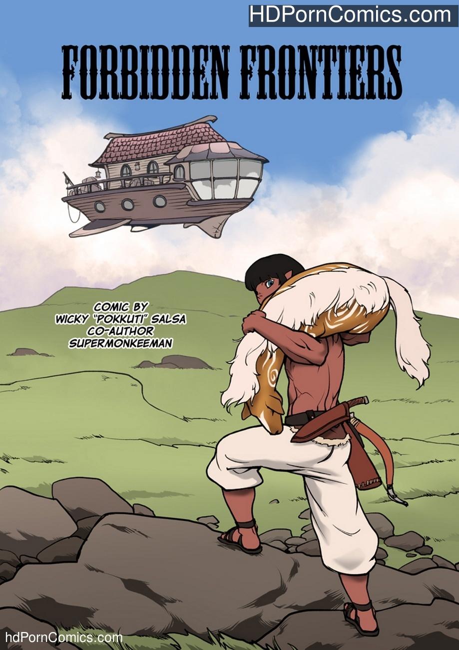 Forbidden Frontiers 1 Sex Comic