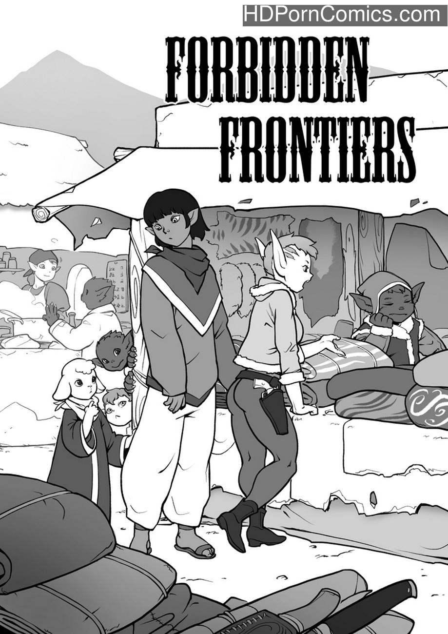 Forbidden Frontiers 2 Sex Comic