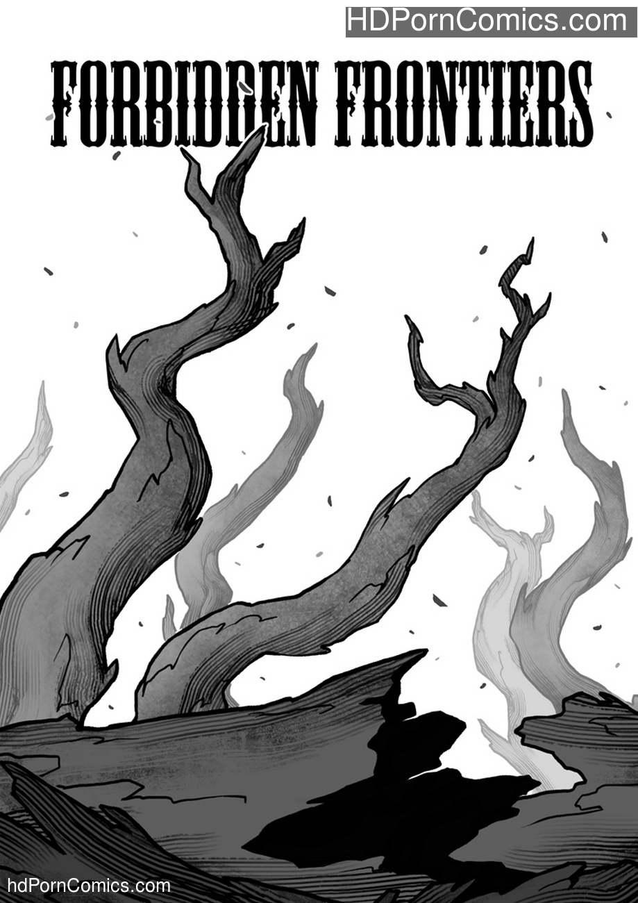 Forbidden Frontiers 6 Sex Comic