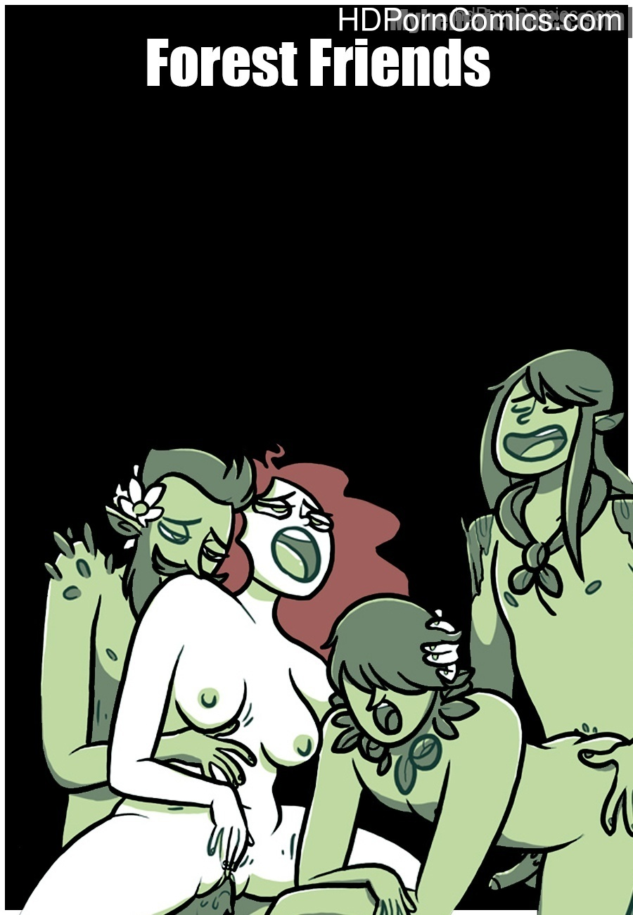 Forest Friends comic porn