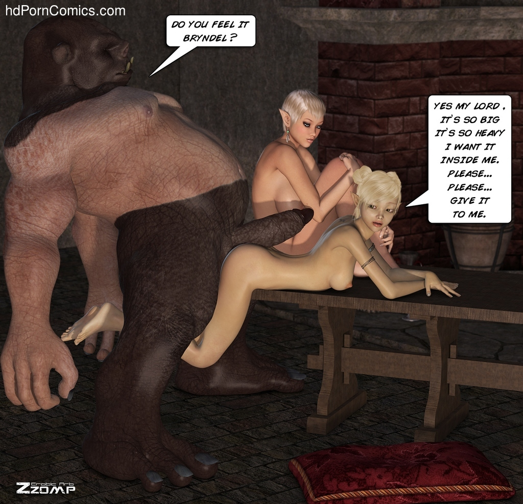 Forging A New Alliance 18 free sex comic
