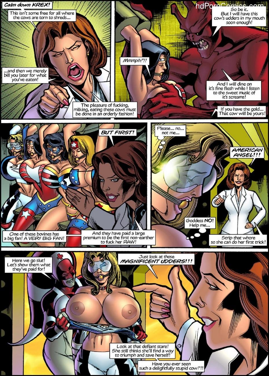 Freedom Stars - Cattle Call 1 17 free sex comic