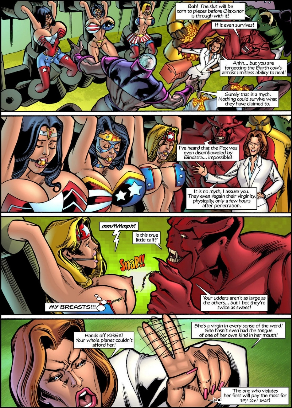Freedom Stars - Cattle Call 1 20 free sex comic