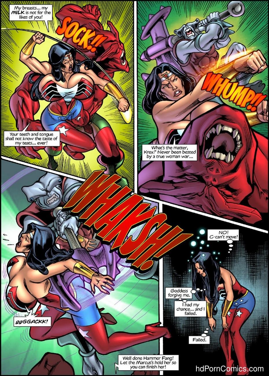Comixxx Superheroines amp Foxy Vixens