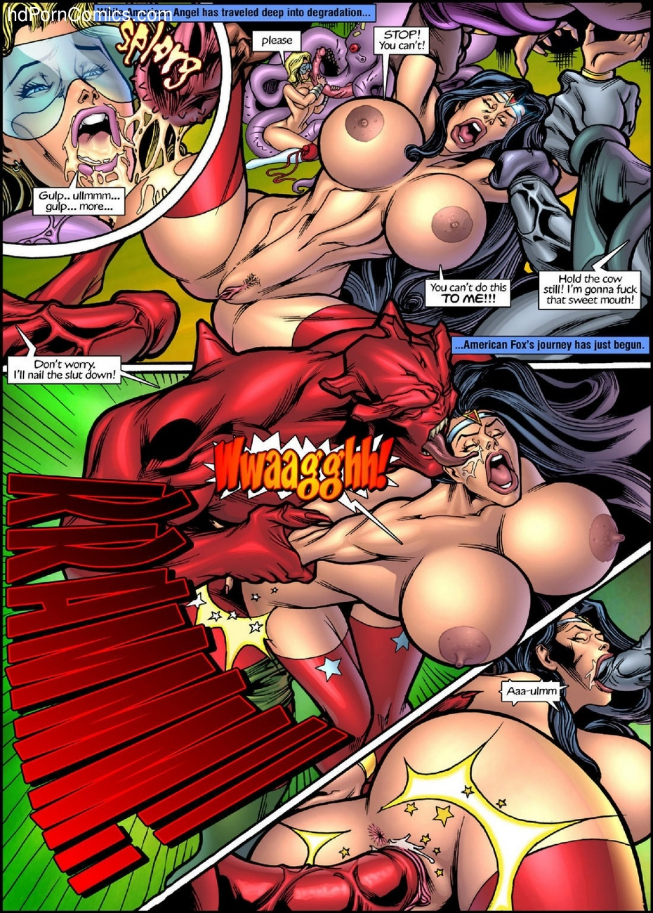 Freedom Stars - Cattle Call 1 23 free sex comic