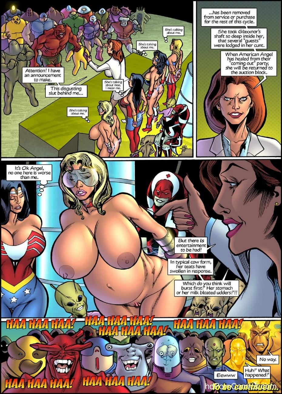 Freedom Stars - Cattle Call 1 32 free sex comic