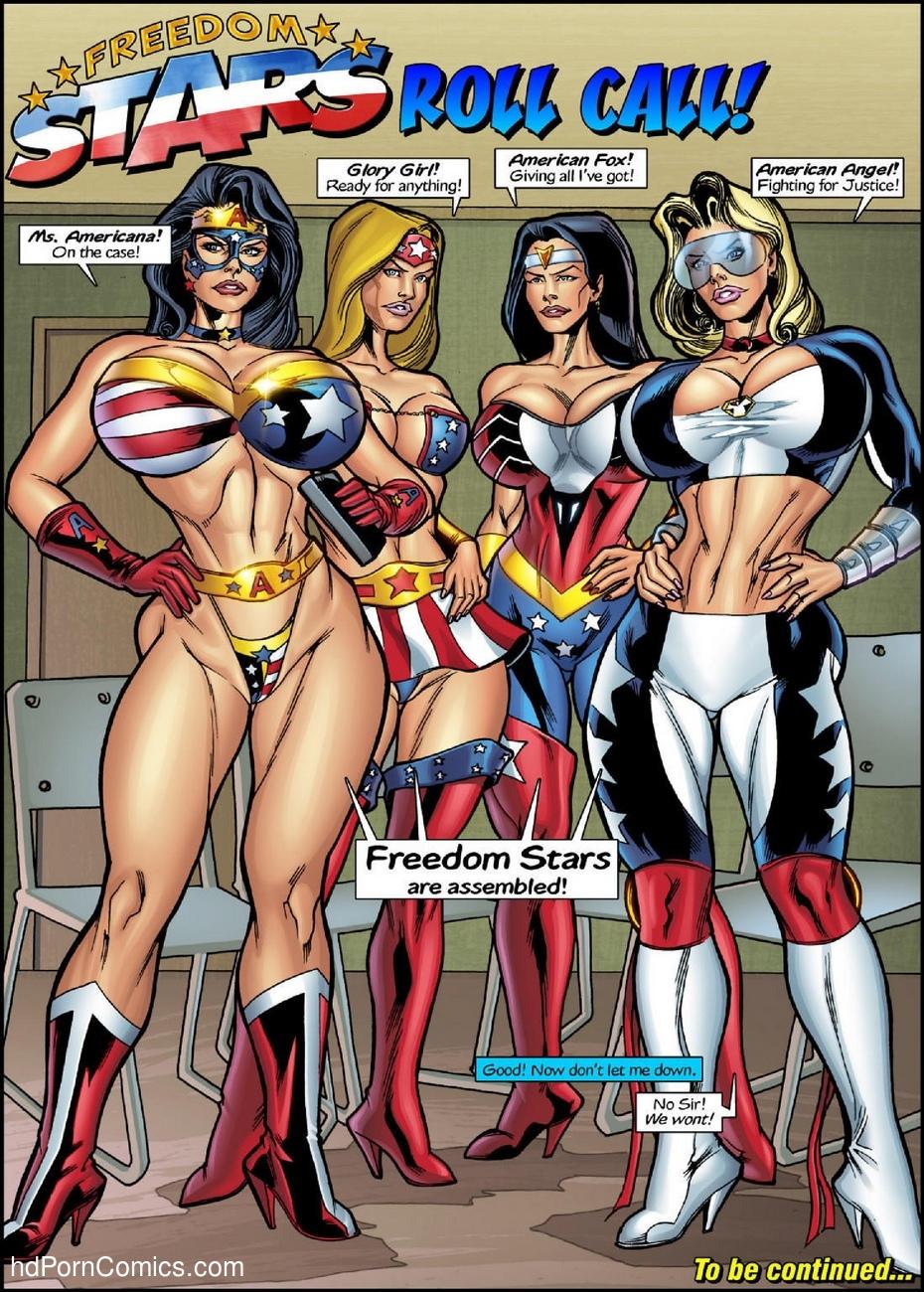 Freedom Stars - Cattle Call 1 4 free sex comic