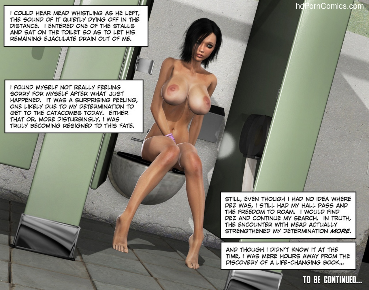 Freehope 4 – Turning Point Sex Comic
