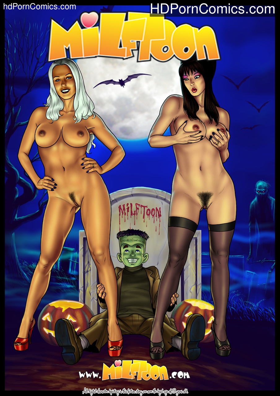Fright Night Porn Comics1 free sex comic