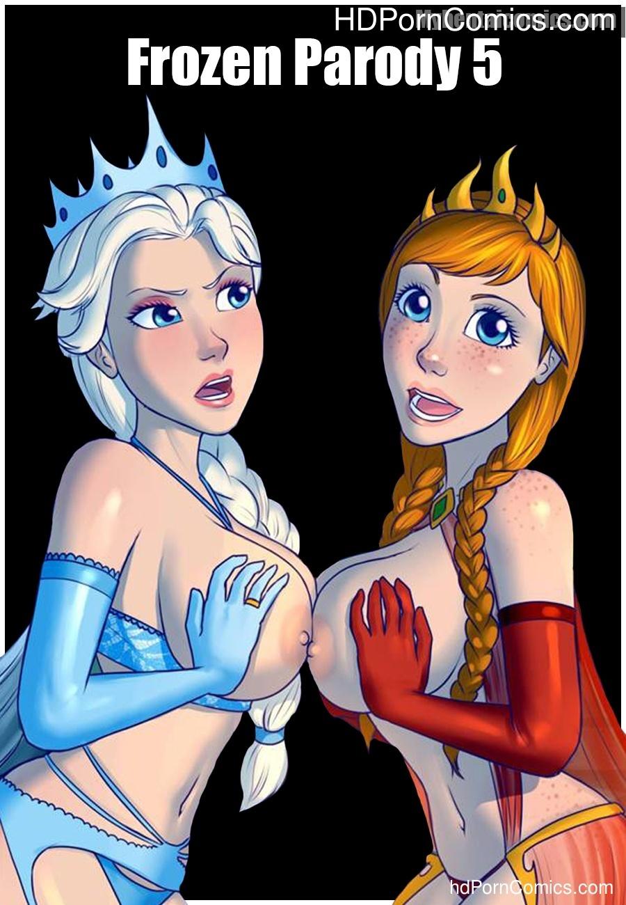 Frozen porn parody was