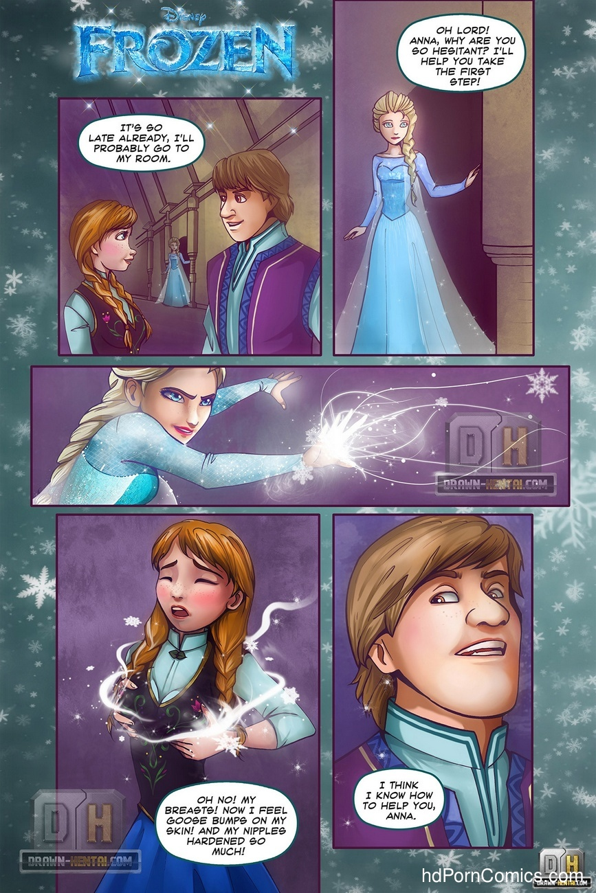 Frozen 2 free sex comic