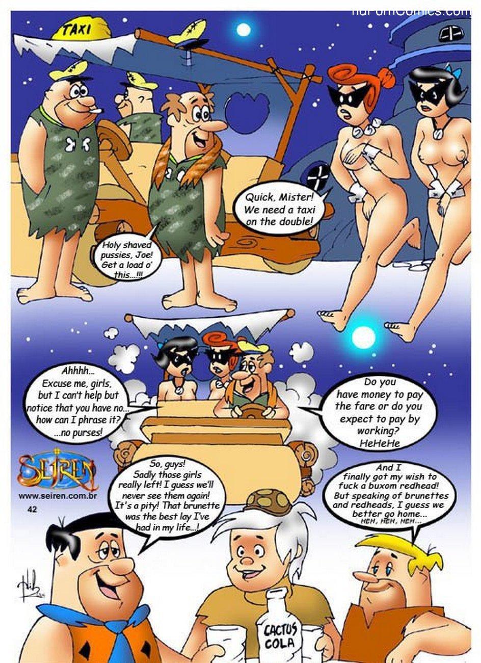 Fucknstones 1 43 free sex comic