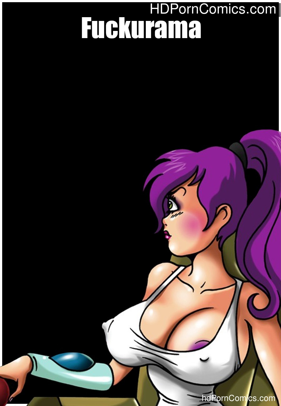 Fuckurama Sex Comic