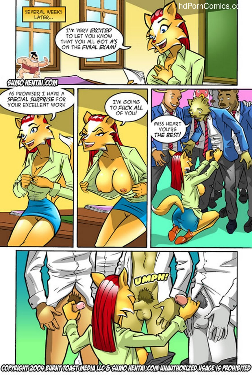 Furry Fantasies 1 12 free sex comic