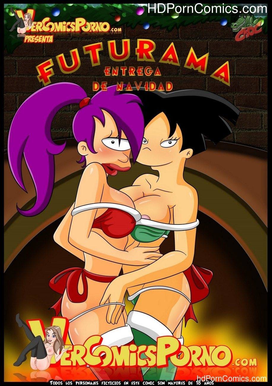 Futurama – Christmas Delivery free Porn Comic