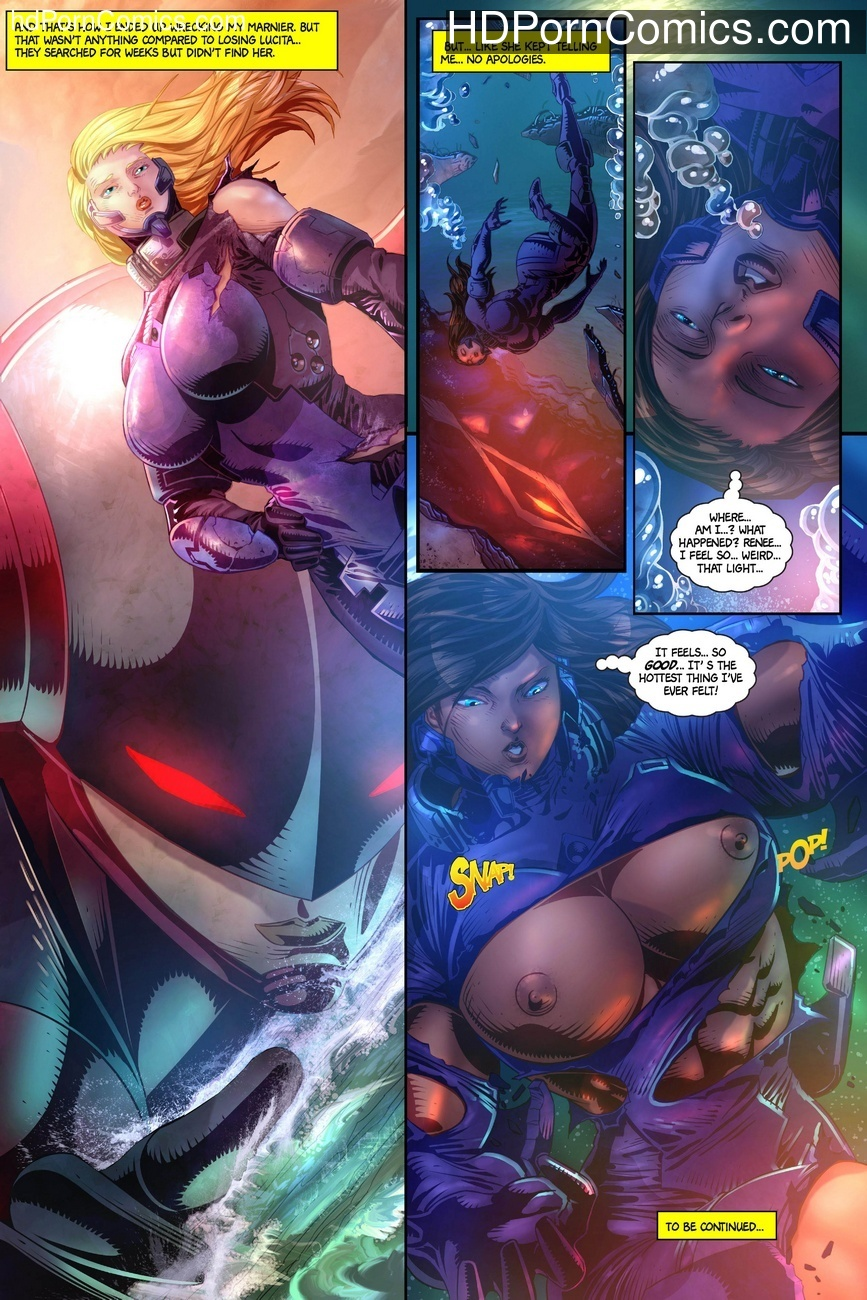 GTS Rift 1 Sex Comic