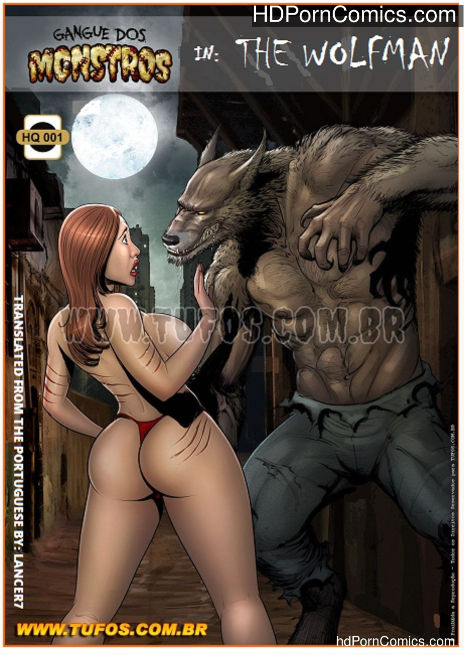 Порно ролики секс с оборотнями
