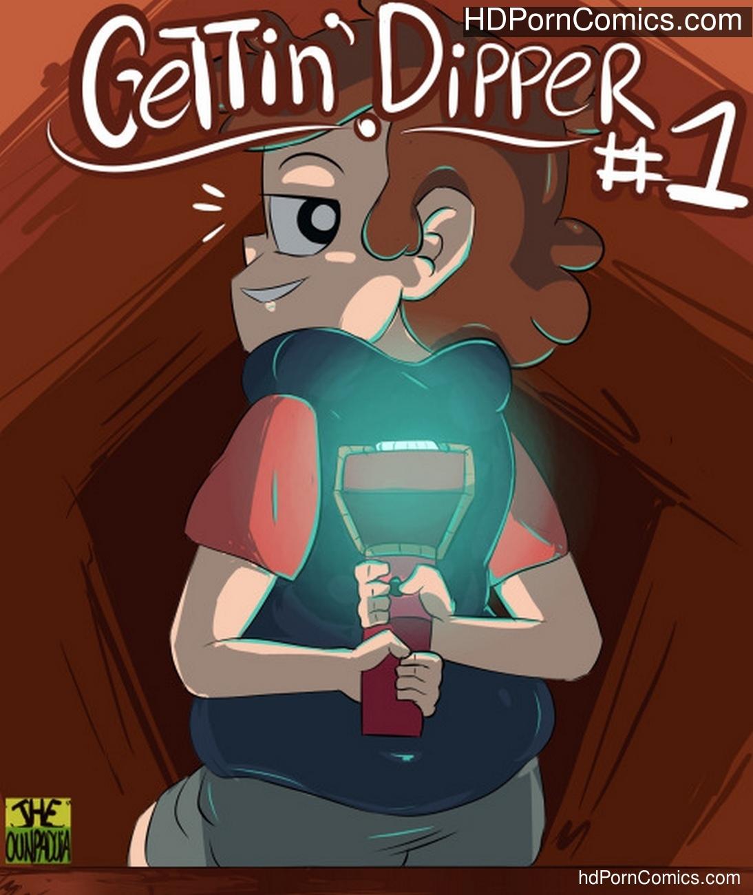 Gettin' Dipper 1 Sex Comic