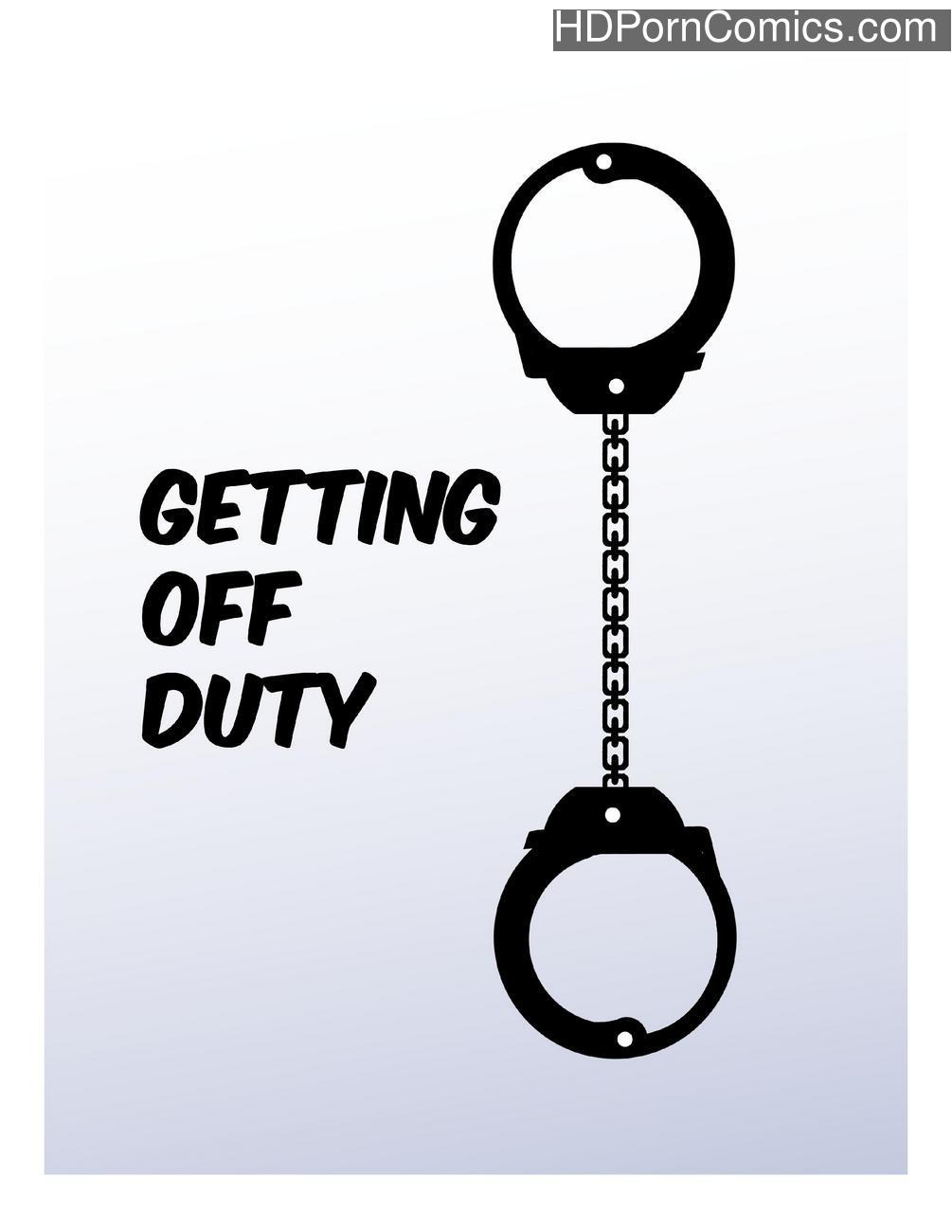 Getting Off Duty Sex Comic