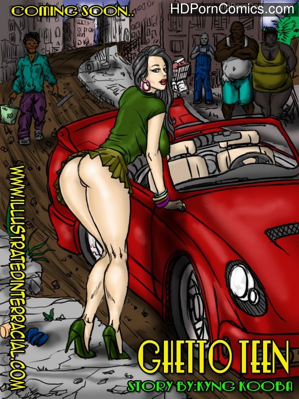 Ghetto Teen Sex Comic