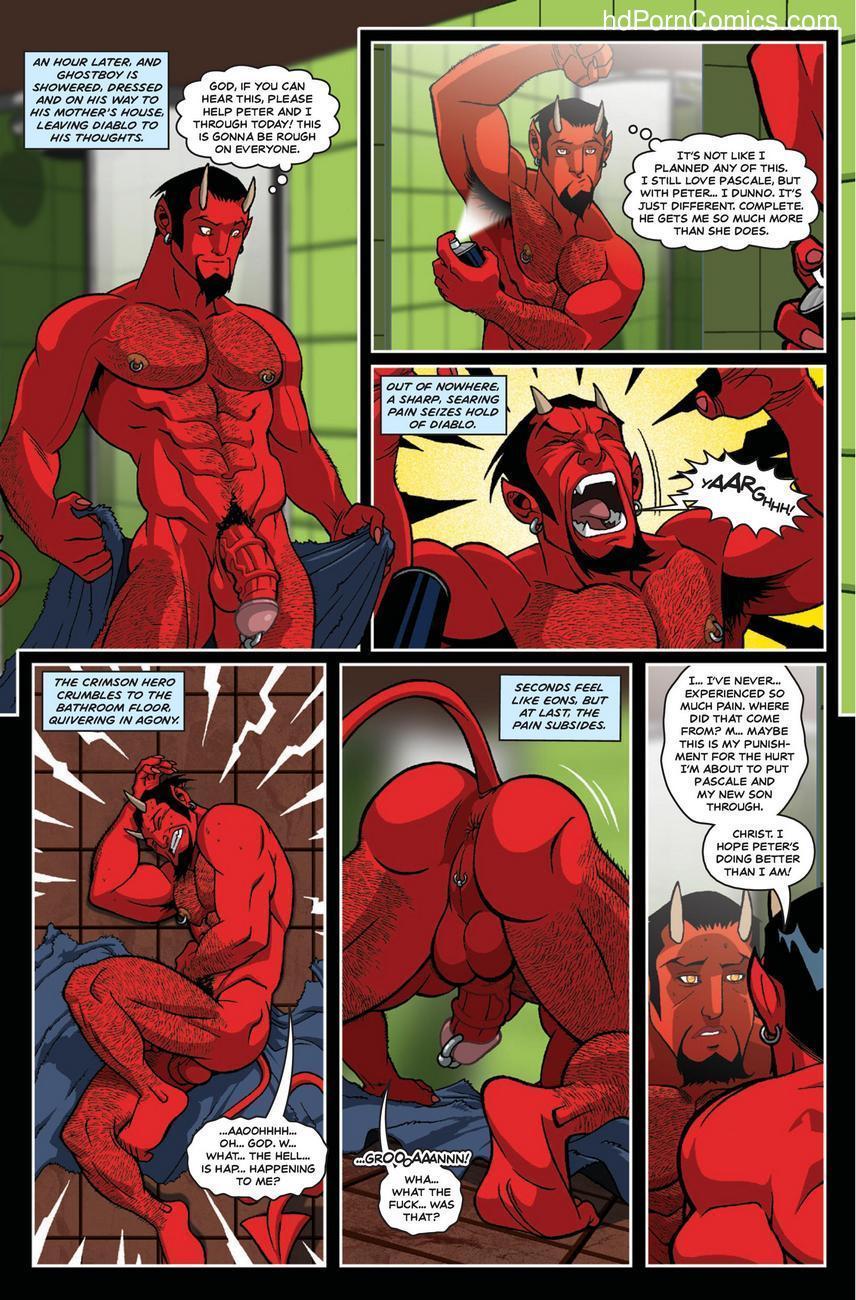 Deadpool gay porno
